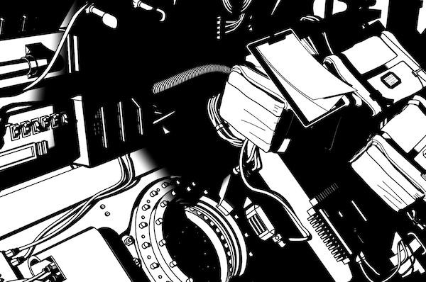 """""""Black"""", A Sci-Fi Short Film By Tomek Popakul"""