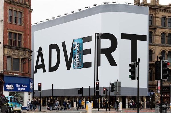 BrewDog's New Ad Does What It Says On The Tin