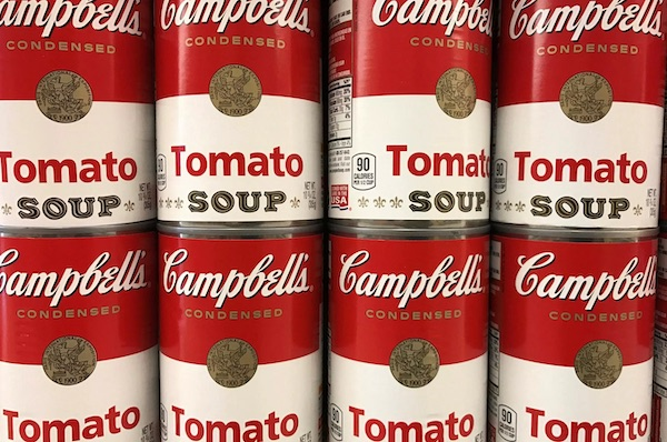 How Campbell's Soup Changed Tomatoes' DNA For The Worse