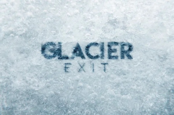 """Glacier Exit"", A Portrait Of Rapid Environmental Change"