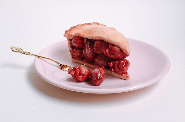 Human Anatomy Baked Into Polymer Desserts By QimmyShimmy