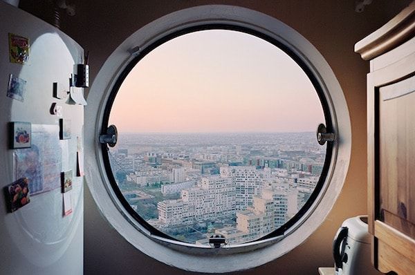 Futuristic Photos From High-Rise Towers In Paris Suburbs