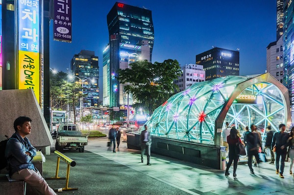 """Seoul Wave"", A Short Film About South Korea's Futuristic City"