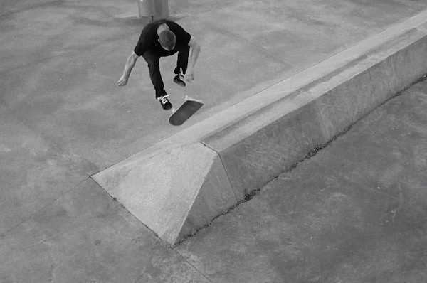 """Skater's Paradise"", A Monochromatic Portrait Of Four Berlin Boarders"