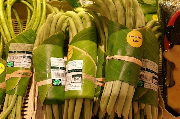 An Eco-Friendly, Plastics-Free Way For Supermarkets To Package Vegetables