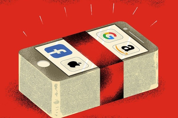 Big Tech Takes Aim At The Low-Profit Retail-Banking Industry