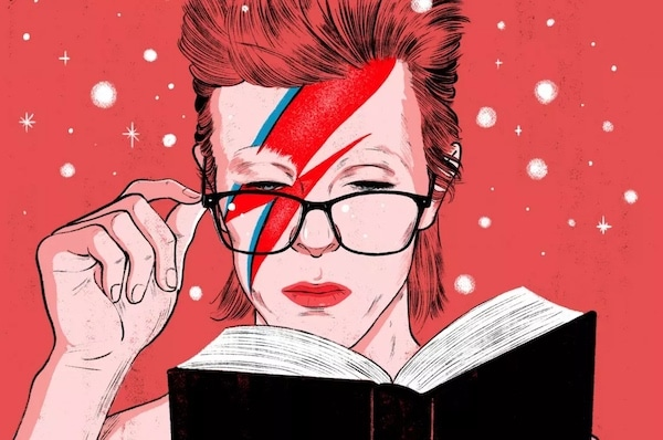The Literary Influences Of Superstar Musician David Bowie