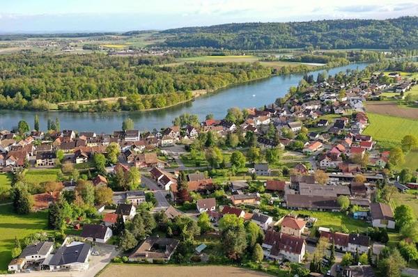 Germany's Tiny Geographic Oddity