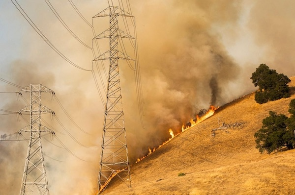 One Of The Country's Largest Utilities Is A Fiery Mess. How Can California Fix It?
