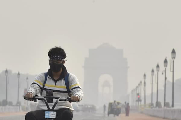 The Law That's Helping Fuel Delhi's Deadly Air Pollution