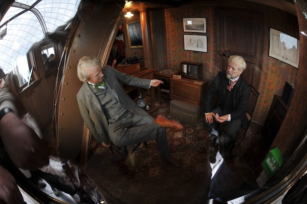 Gustave Eiffel's Secret Apartment In The Eiffel Tower