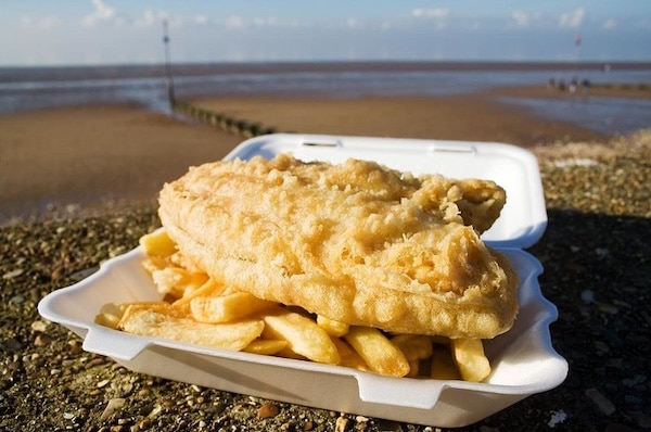 How Fish And Chips Migrated To Great Britain