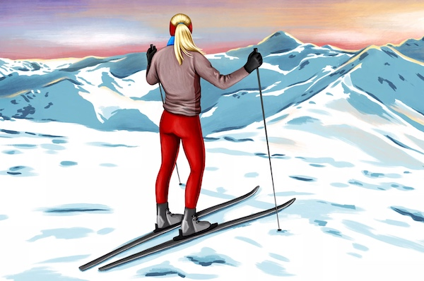 Welcome To Retirement: Lindsey Vonn Confronts Life After Skiing