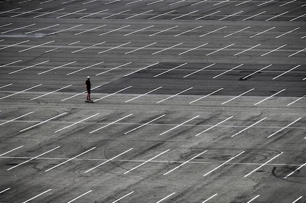 Parking Has Eaten American Cities