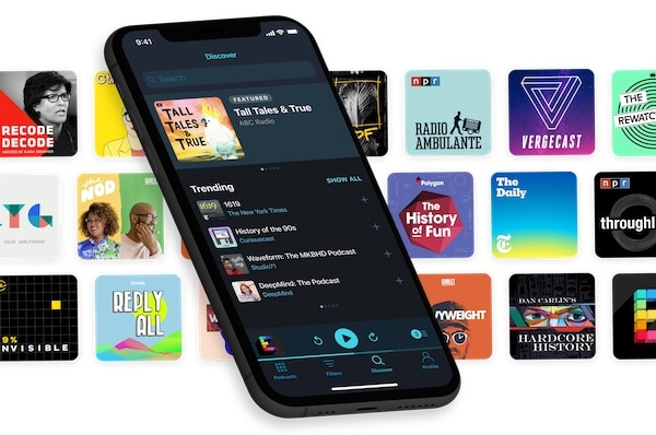 Pocket Casts: The Powerful Podcast Player App