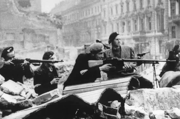 I Survived the Warsaw Ghetto. Here Are the Lessons I'd Like to Pass On.