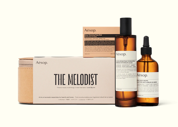 Aesop The Melodist Scent Kit