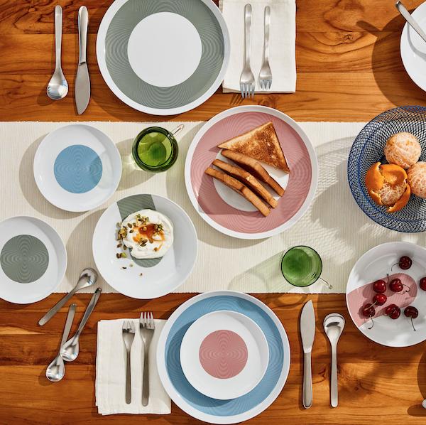 Atelier Porcelain Dinnerware Set