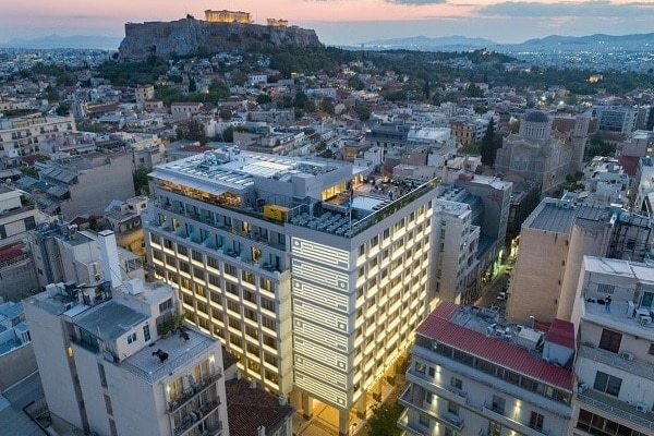 Best Hotels, B&B's and Hostels in Athens