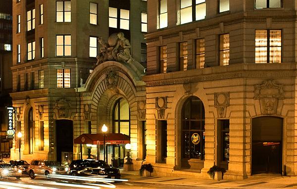 Kimpton Hotel Monaco Inner Harbor, Baltimore