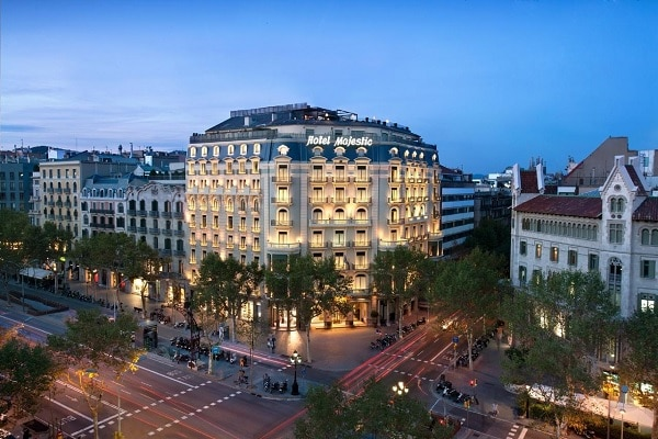 Best Hotels, B&B's and Hostels in Barcelona