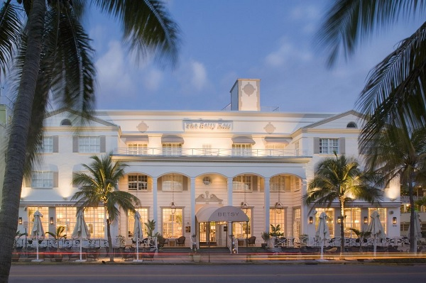 The Betsy Hotel South Beach, Miami