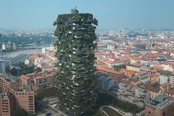 Could Vertical Forests Improve Our Health?