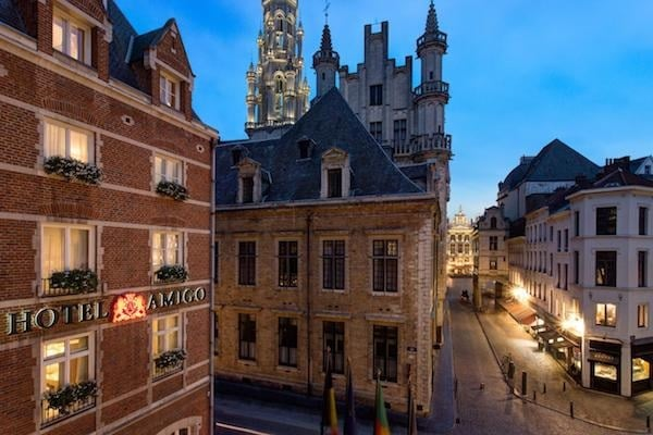 Best Hotels, B&B's and Hostels in Brussels