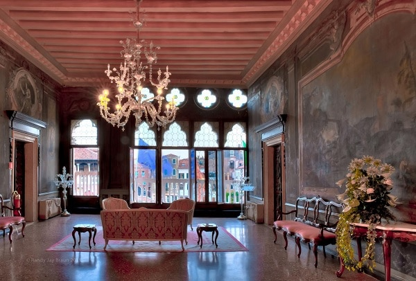 Ca' Sagredo Hotel, Venice