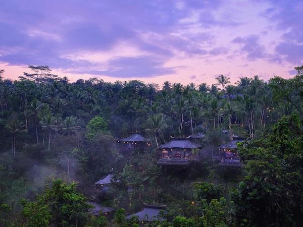 Resort Capella Ubud, Bali