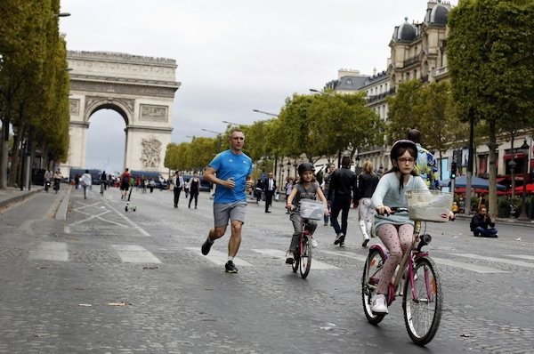 Why Car-Free Streets Will Soon Be The Norm