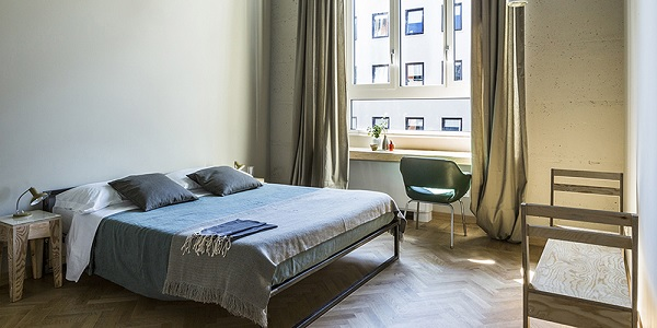 Hostel casaBase, Milan