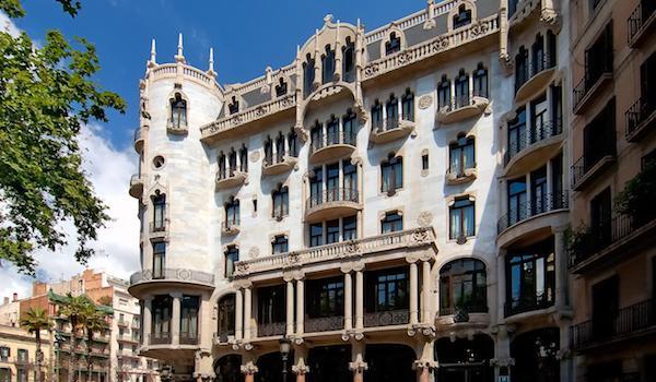 Hotel Casa Fuster G.L Monumento, Barcelona
