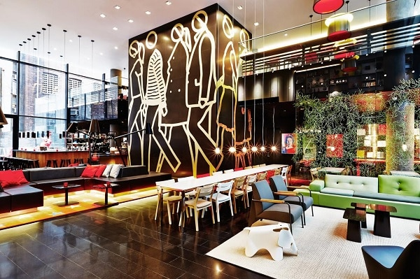 Hotel CitizenM Times Square, New York