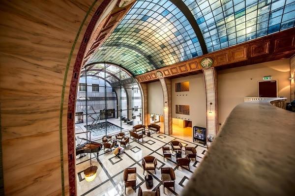 Zara Continental Hotel, Budapest