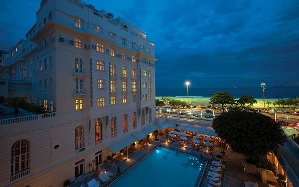 Belmond Copacabana Palace Hotel, Rio de Janeiro