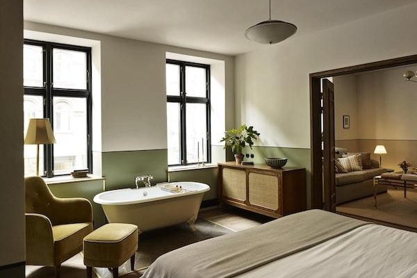 Best Hotels, B&B's and Hostels in Copenhagen