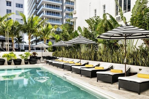 Hotel Croydon, Miami
