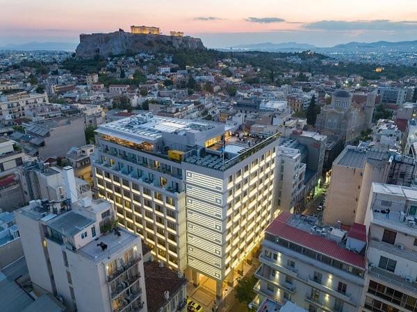 Hotel Electra Metropolis, Athens