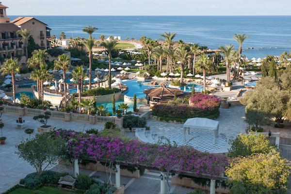 Elysium Hotel Paphos, Cyprus