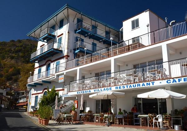Elyssia Hotel Pedoulas, Cyprus
