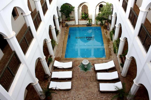 Hostel Equity Point, Marrakech