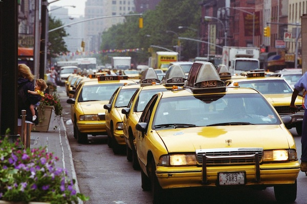 The Epic Rise And Hard Fall Of New York's Taxi King