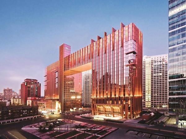 Hotel Fairmont, Beijing