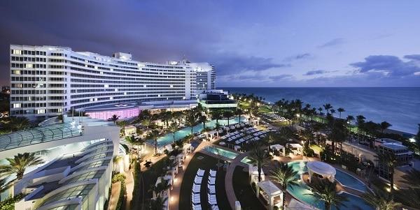 Resort Fontainebleau, Miami
