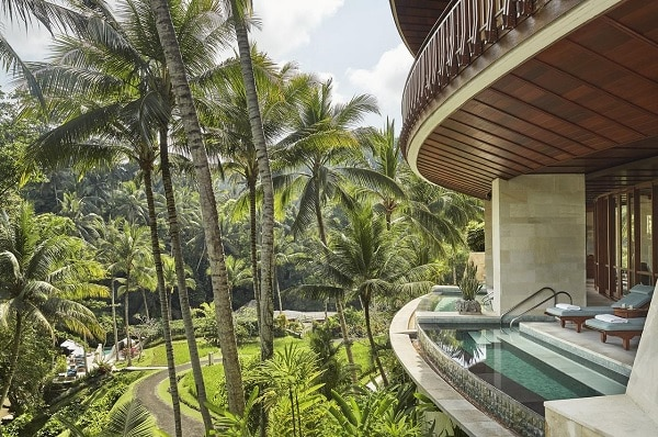 Four Seasons Resort Sayan, Bali