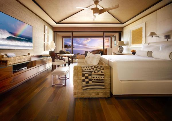 Four Seasons Resort Lana'i, Hawaii
