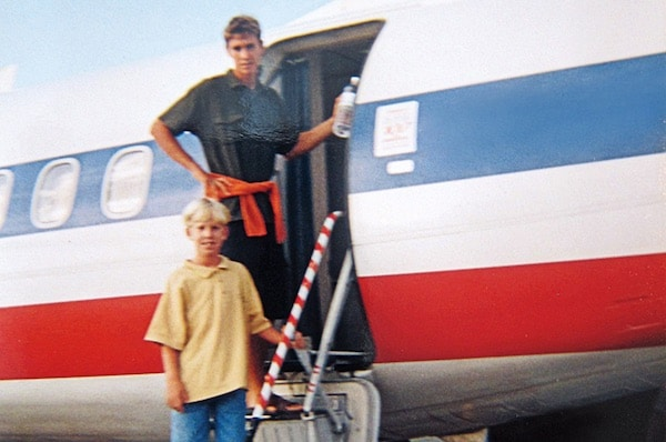 Up In The Air: Meet The Man Who Flies Around The World For Free