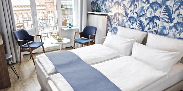 Fritz im Pyjama Hotel, Hamburg