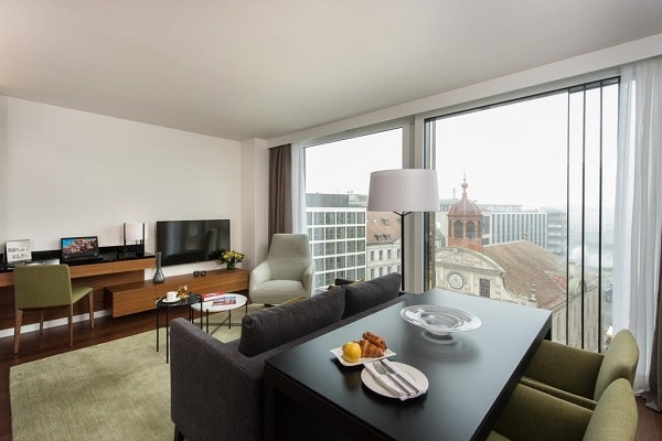 Fraser Suites Serviced Apartments, Geneva